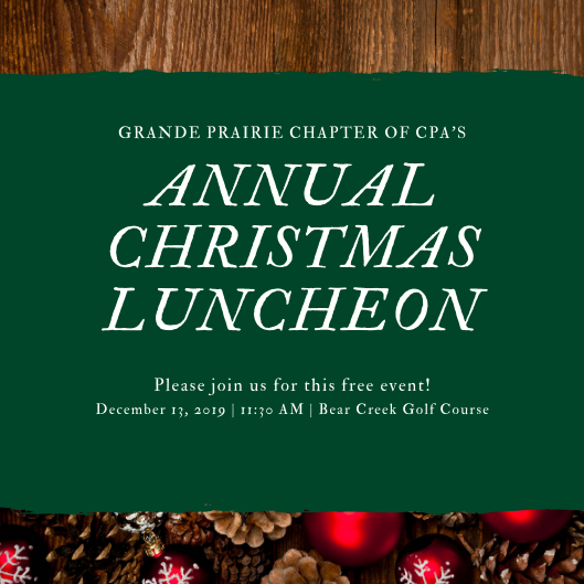 Annual Christmas Luncheon
